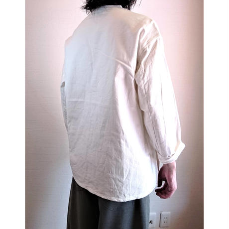 【Russian Military Sleeping Shirt Henley Neck F/W DeadStock】ロシア軍 スリーピングシャツ ヘンリーネック F/W DeadStock