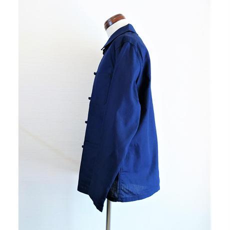 【Le Sans Pareil/ル サン パレイユ】フレンチチャイナジャケット ネイビー