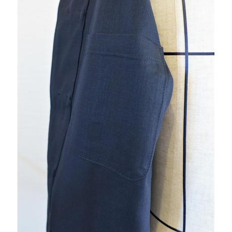 【Le Sans Pareil/ル サン パレイユ】フレンチチャイナジャケット ブラック