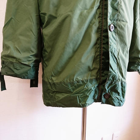 【Netherlands Army GORE-TEX Liner Coat Used  Solid】オランダ軍  ゴアテックス ライナーコート Used ソリッド