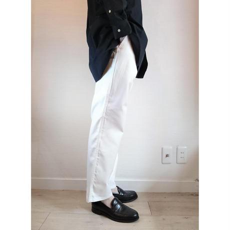 【Le Sans Pareil/ル サン パレイユ】コットンツイル トラディショナル ワークパンツ ブラック/ネイビー/ホワイト