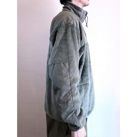 【US.Army ECWCS GEN3 LEVEL3 Fleece DeadStock】アメリカ軍 ECWCS GEN3 LEVEL3 フリース Medium/Regular フォリッジグリーン