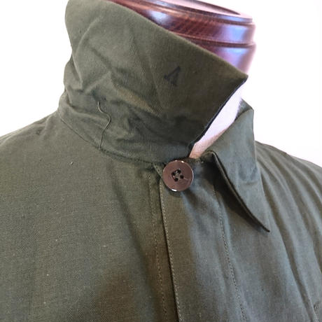 【Swedish Army 70's M-55 Sleeping Shirts DeadStock】スウェーデン軍 70's M-55 スリーピングシャツ DeadStock