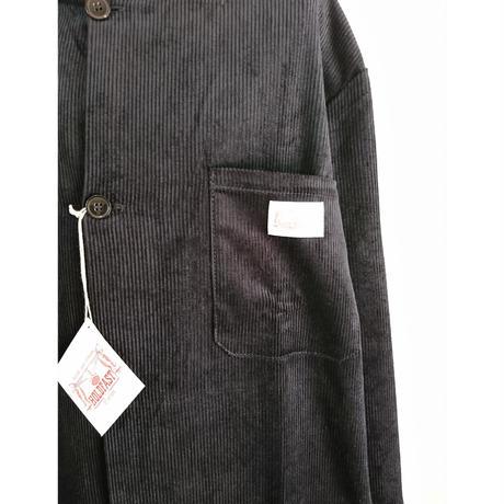 【HOLD FAST/ホールドファスト】Warehouse Corduroy Coat ウエアハウス コーデュロイコート ブラック