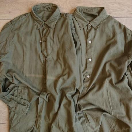 【Czech Army 70's Sleeping Shirts DeadStock】チェコ軍 70's スリーピングシャツ DeadStock