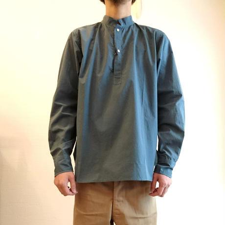【TATAMIZE/タタミゼ】スタンドカラーシャツ