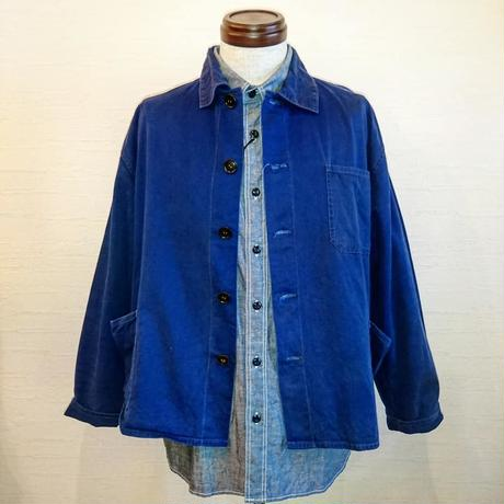 【French Work Jacket 80´S~90´S used】フレンチワークジャケット used