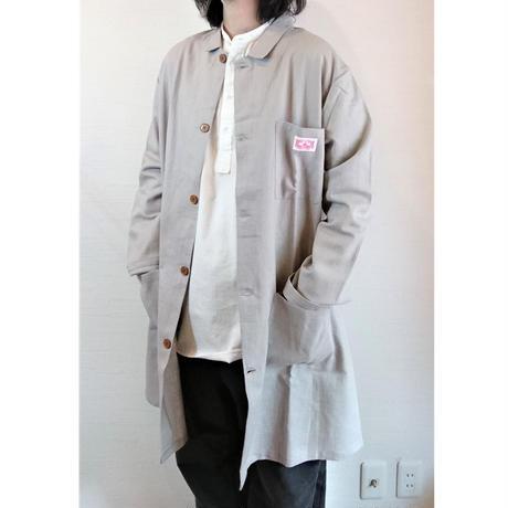 【HOLD FAST/ホールドファスト】Warehouse Linen Coat ウエアハウス リネンコート グレー