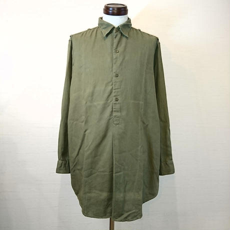 【Czech Army 70's Sleeping Shirts DeadStock】チェコ軍 70's スリーピングシャツ DeadStock