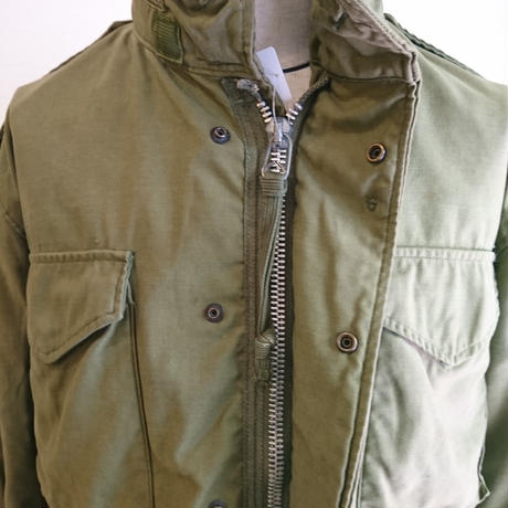 【US.Army M-65 Field jacket 2nd model  used】アメリカ軍  M-65 フィールドジャケット  2ndモデル  used