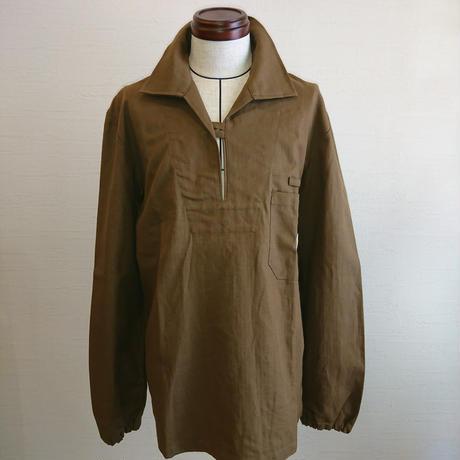 【Czech Army Work Shirt  Dead Stock】チェコ軍 ワークシャツ デッドストック 4-46(メンズM~L相当)