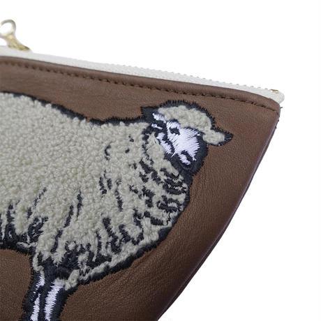 """Riprap """" COIN PURSE """" SHEEP"""