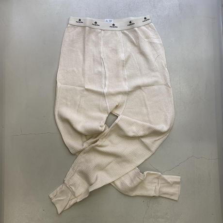 "INDERA MILLS ""100% Cotton Waffle Thermal Pants """