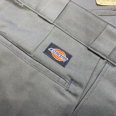 "DEADSTOCK "" 1980-90's Dickies 874 "" Bule Gray"