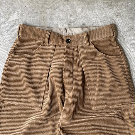 """Willow Pants """" P-001 """" Made in USA DEADSTOCK FABRIC Corduroy"""