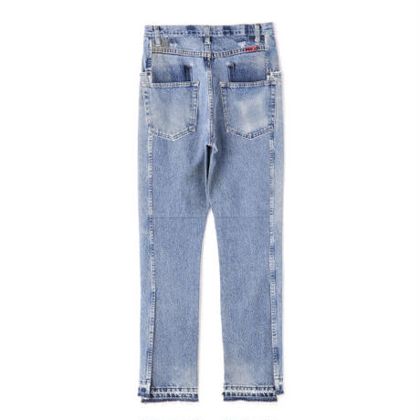 "SEVEN BY SEVEN "" REWORK ASYMMETRY JEANS """