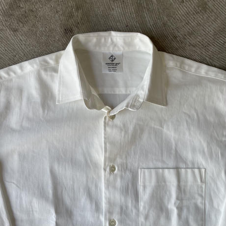"STABILIZER GNZ "" lot.2-22 L/S WIDE TAPERED SHIRT """