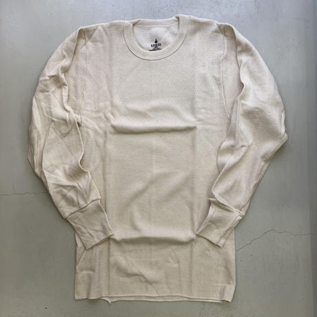 """INDERA MILLS """" Expedition Weight 100% Cotton Thermal Top """""""