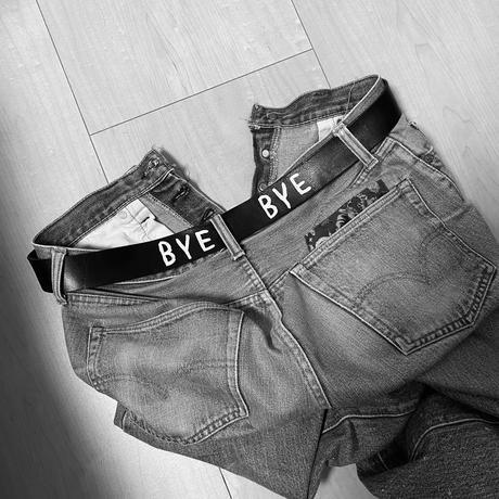 """Willow Pants """" BYE BYE BELT """" Vintage NAVAJO Buckle"""