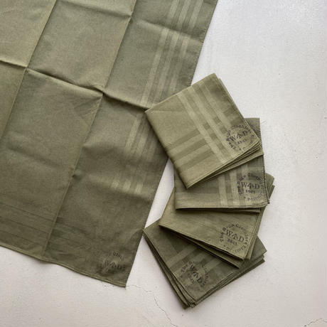 "DEADSTOCK "" 1940's British Army The handkerchief """