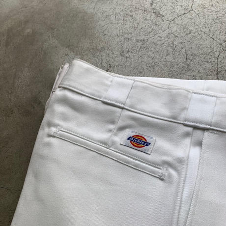 "DEADSTOCK "" 1980-90's Dickies 874 "" White"