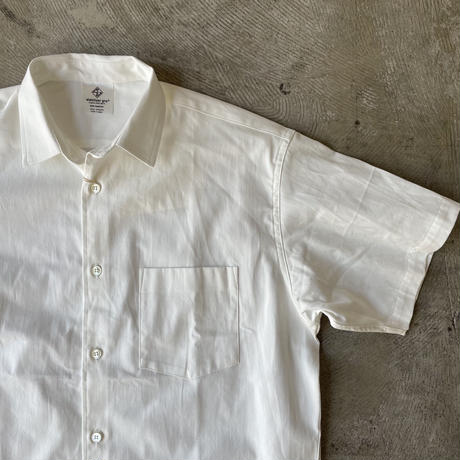 """STABILIZER GNZ """" lot.2-23 S/S WIDE TAPERED SHIRT """""""