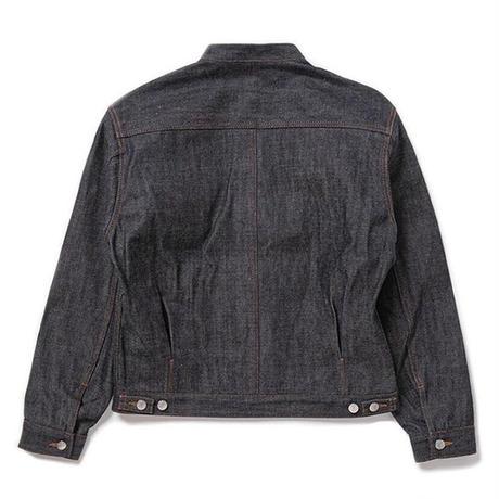 """STABILIZER GNZ """" lot.8-22 Stand Collar Jacket """"Indigo"""