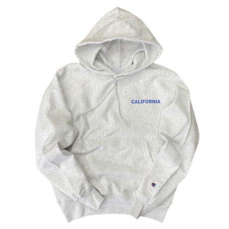 "US Champion "" CALIFORNIA Reverse Weave Hooded Sweatshirt """