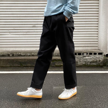 "BROWN by 2-tacs "" TAPERED SLACKS"""