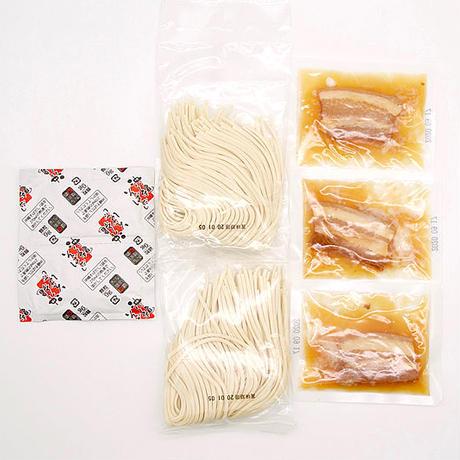 沖縄そば食べ比べセット「沖縄そば・ソーキそば各2袋 8食セット」(AmazonPay全品対応)