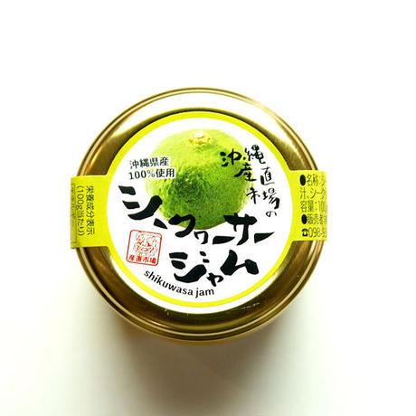 【セット商品】沖縄産直市場のシークヮーサージャム 5個セット(AmazonPay全品対応)