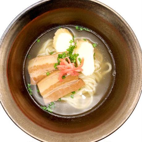 沖縄そば 生麺(三枚肉入り)5袋セット (AmazonPay全品対応)
