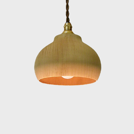 Bowl lamp ( Maru )