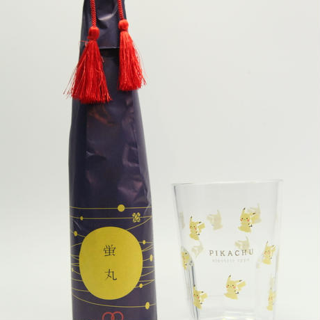 "The launching cerebration box -1 sake with a ""Pikachu"" cup-"
