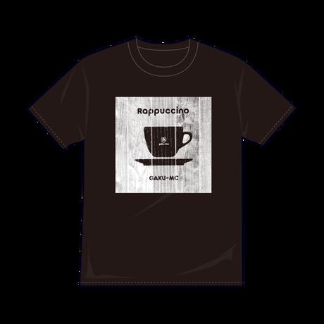 Rappuccino Tシャツ/ブラック