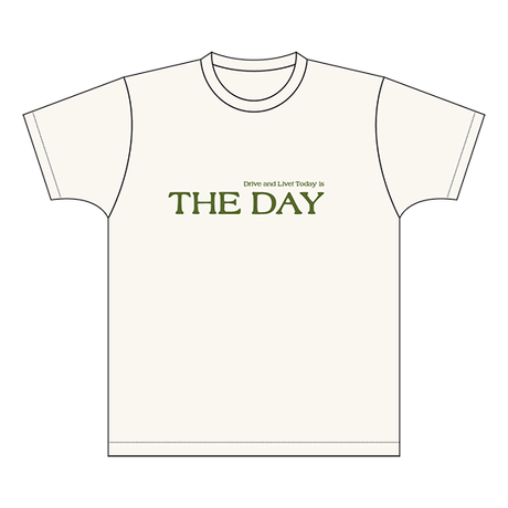 THE T-shirt /クリーム