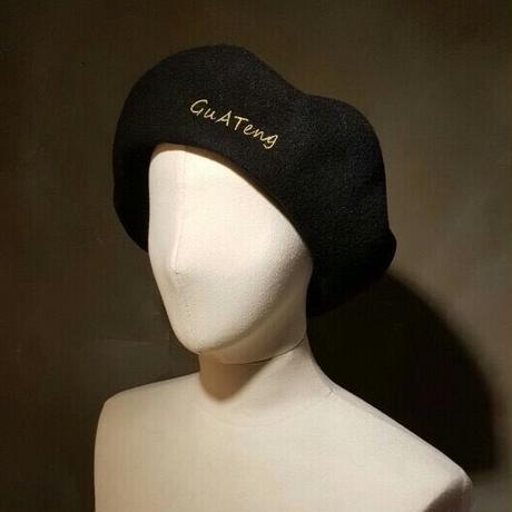 guateng original beret black