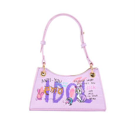 Minny Bag / Purple / No.4