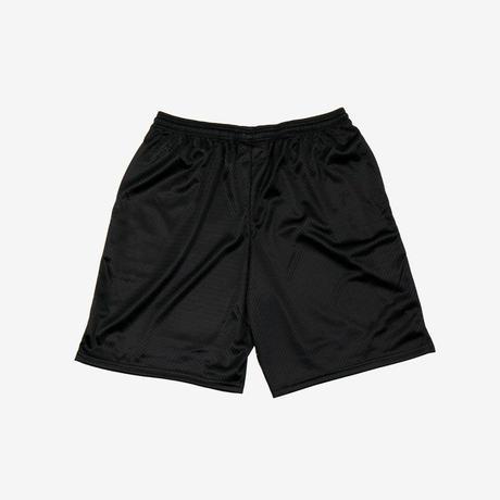 Mesh Shorts / No.1 / Black