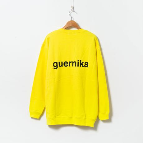 Print & Paint Sweat Shirt / Yellow / No.1
