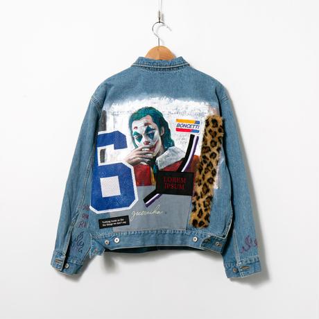 Custom Denim Jacket / No.7