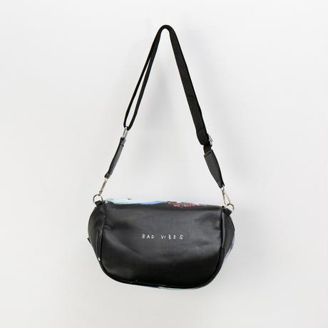 Hand Painted Shoulder Bag / No.2