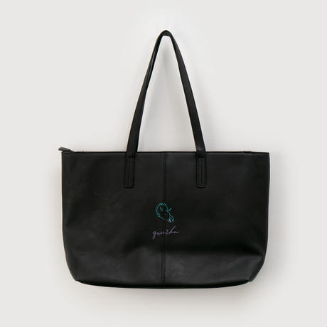Real Painted Tote Bag / No.2