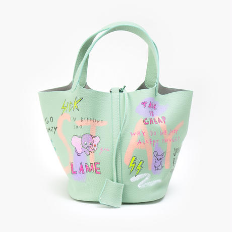 【納期:約1週間】Cube Bag / size L / No.238