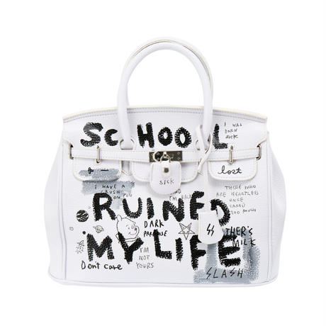 Anarchy Bag / White / No.89
