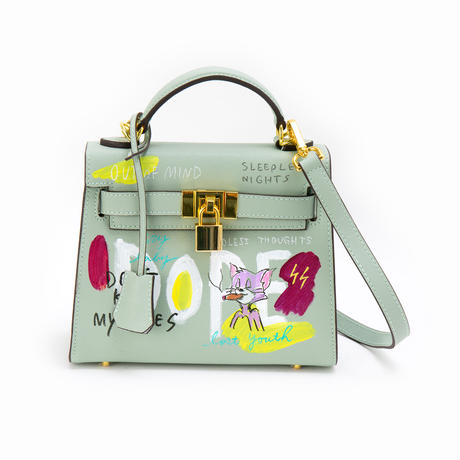 Candy Bag / Green / No.4