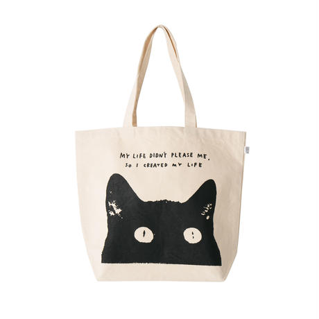 Tote Bag / Cat