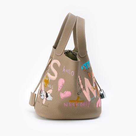 Cube Bag / size L / No.240