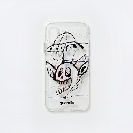 iPhone Case /  alien (Clear) 【iPhone7/8】【iPhoneX】