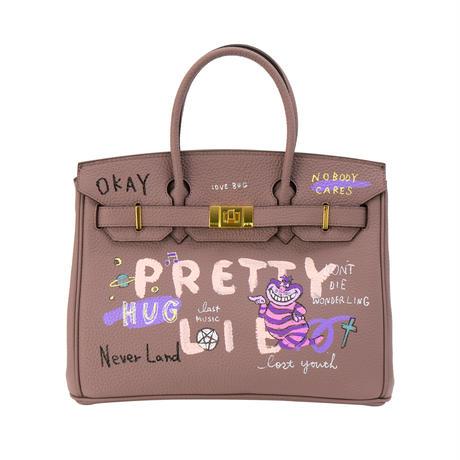Anarchy Bag / Pink Beige / No.215
